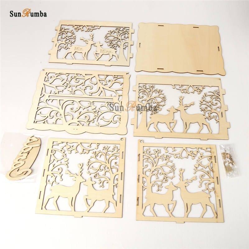 Wedding card box MUW-328-04