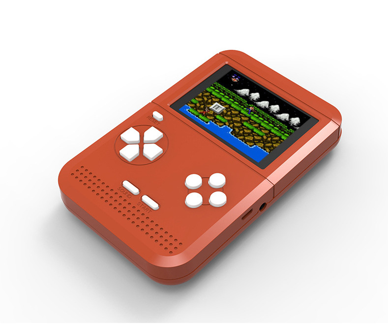 Image 3 - Mini FC classic game console for children Tetris game console built in 300 handheld gamepad PSP handheld-in Handheld Game Players from Consumer Electronics