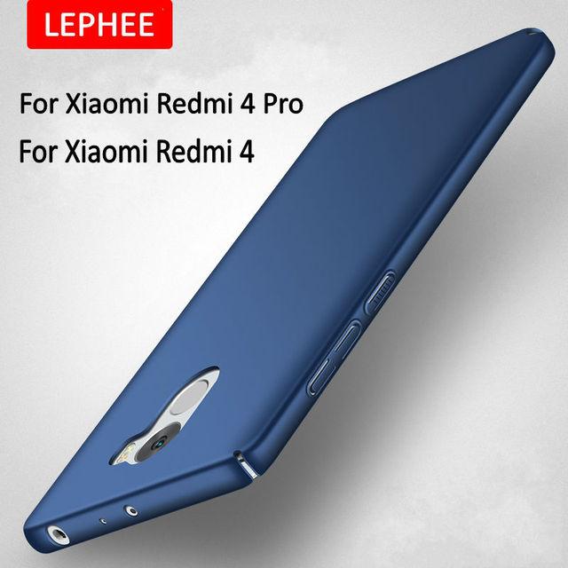 check out 4ad5a 17d35 US $2.18 10% OFF|Cases For Xiaomi Redmi 4 6 Pro 6A 4A Note 5 4X 5A Pro Plus  Cover Matte Hard Case For Xiaomi A2 8 Lite SE Pocophone F1 MI 5S Plus-in ...