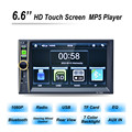 G1Tiptop 6.6 Inch Touchscreen In Dash Car 1080P Stereo Radio Mp5 Player Aux 7680B-MP5 Car-styling Retail&Wholesale Free Shipping