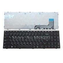 Nuevo teclado ruso para lenovo 100-15ibd 300-15 300-15isk 300-15ibr 100-15iru 300-15iru negro ru