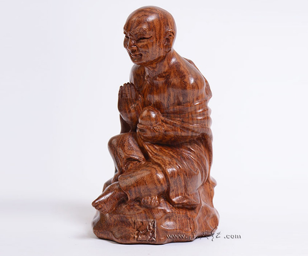 Home Desktop Decorations Figurines Office Desk Ornaments Rosewood Statues Solid Wood Carving Art Crafts Sculpture Luxurious GiftHome Desktop Decorations Figurines Office Desk Ornaments Rosewood Statues Solid Wood Carving Art Crafts Sculpture Luxurious Gift