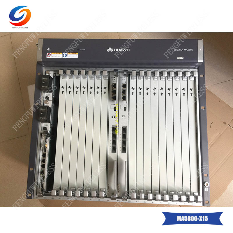 16 Pots Gphf C Optical Line Terminal With 2* Mpla Control And 2*pila Dc Power Kind-Hearted Hottest 19 Inch Hua Wei Ma5800-x15 Olt Board To Enjoy High Reputation In The International Market