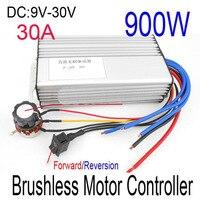 Brushless DC motor speed controller 12V24V36V48V no sense of limitless drive module reversing switch PWM Controller