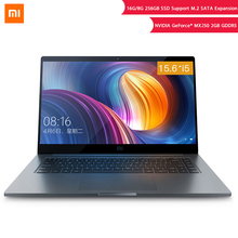 Original Xiaomi Notebook Pro 15.6'' Intel Core i5 8GB i7 16GB Laptop MX250 2GB GDDR5 Fingerprint Rec