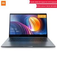 Original Xiaomi Notebook Pro 15.6'' Intel Core i5 8GB i7 16GB Laptop MX250 2GB GDDR5 Fingerprint Recognition 256G/512G Computer