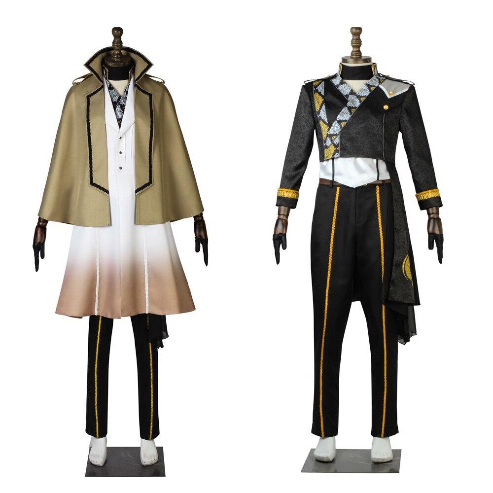 Cosplaydiy Touken Ranbu Online Musicals Hizamaru Cosplay Costume Adult Halloween Costume L320