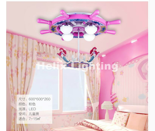 Free shipping Kids Bedroom Cartoon Surface Mounted Ceiling Light ...