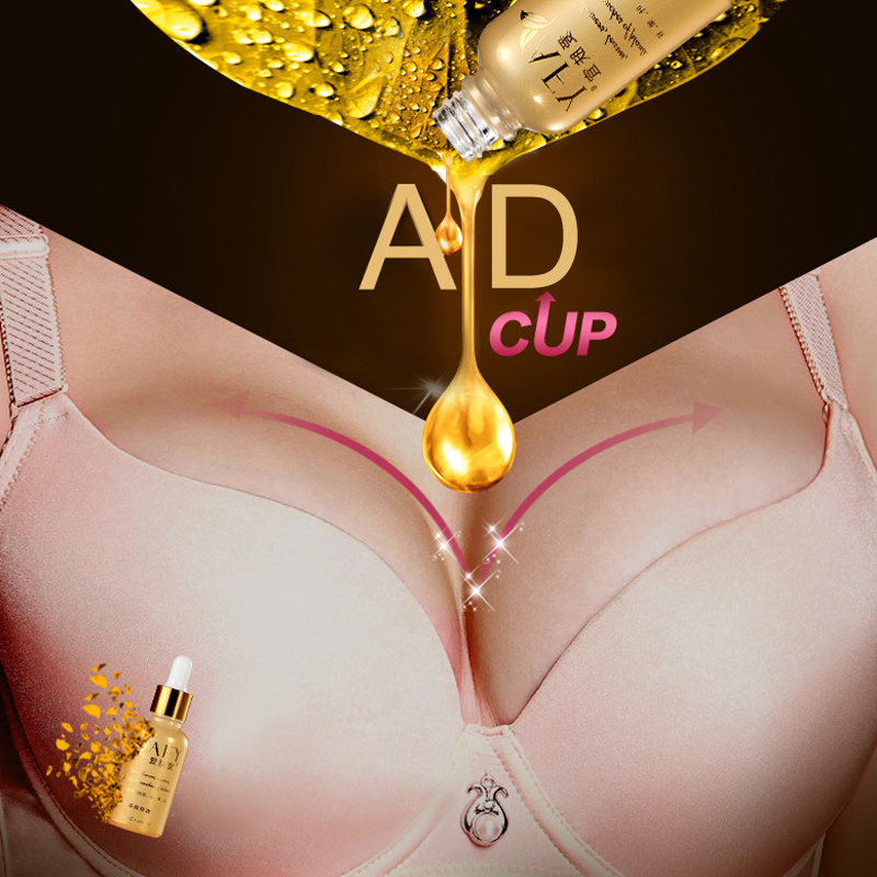 1Pc Breast Enlargement Oil Plant Natural Effective Butt Enhancer Cream Big Bust Powerful Breast Enlargement Massage Oil Y1-5
