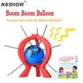 Hot sale boom boom balão Family fun brinquedos louco jogo de Festa para adultos populares jogos de tabuleiro para crianças presente de Natal frete grátis