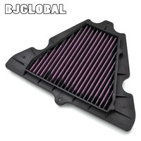 For kawasaki Z1000 Z 1000 Motorcycle Air Cleaner Element Filter Replacement Cover 2010 2011 filtre a air moto Scooter Aluminum