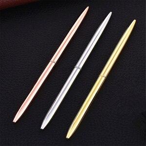 Luxury high quality 501 Multicolor Slim body School student office Ballpoint pen New(China)