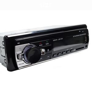 Автомобильный радиоприемник Hippcron, цифровой MP3-плеер с поддержкой Bluetooth 60Wx4, FM-радио, USB/SD, вход AUX