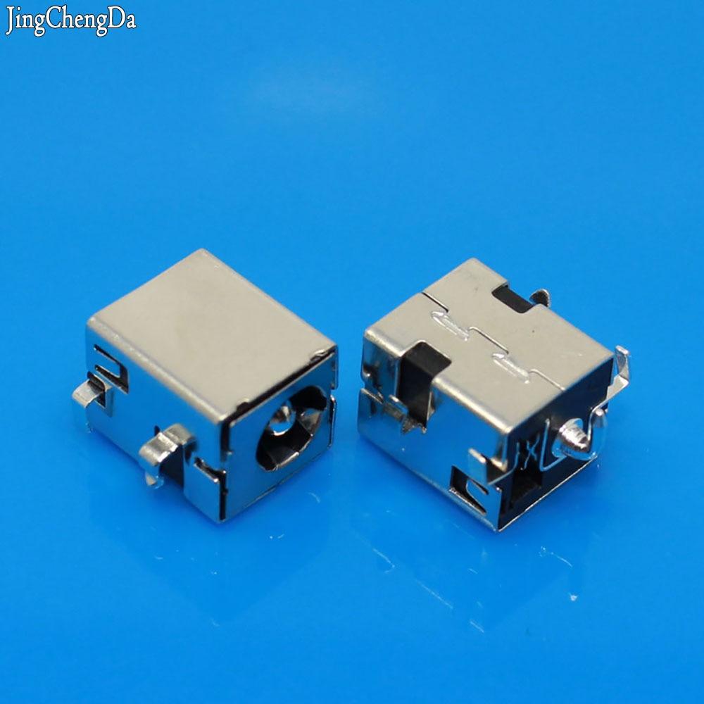 Jing Cheng Da 20pcs/lot 2.5mm pin DC Power Jack Connector Plug Socket For Asus A52 A53 K52 K53 U52 X52 X54 X54C U52F Series brand new dc power jack for asus g71 g71g g71gx g73 g73j g73jh g73jw g73sw x83 x83v x83vm m50vn m50s m50v m51v 2 5mm