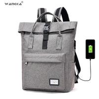 38d3b4c1bfc Hot Sale Nylon Black Backpack Waterproof Men's Back Pack Laptop ...