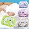 Apoio Do Pescoço Forma Urso Cama de Impressão Do Bebê Bebê recém-nascido Moldar sutiã de Amamentação Macio Dos Desenhos Animados Do Bebê Travesseiro T0030