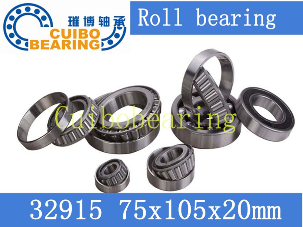 taper roller bearing 32915  Auto Wheel Tapered  Bearing size:75x105x20mm na4910 heavy duty needle roller bearing entity needle bearing with inner ring 4524910 size 50 72 22