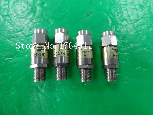 [BELLA] M/A-COM BX00-0476-00 DC-18GHz 0dB 2W RF Coaxial Fixed Attenuator SMA  --3PCS/LOT