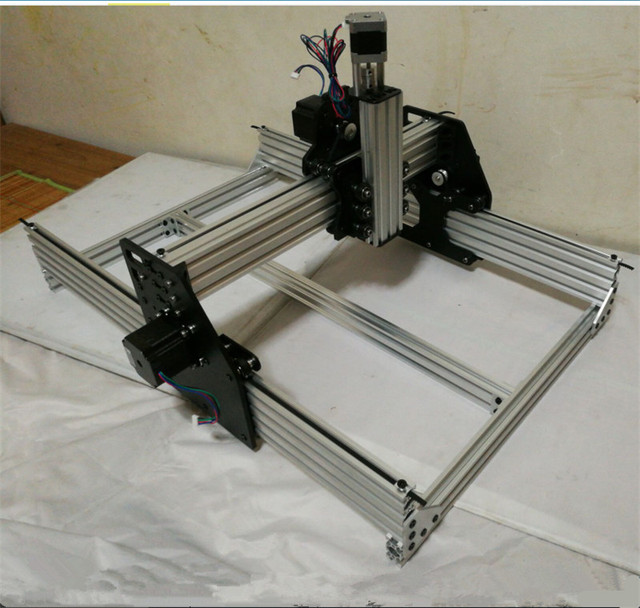 Cnc Router Diy Openbuilds Ox Machine Mechanical Kit Working Area