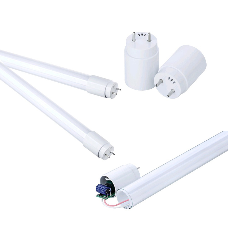 цены 10pcs/lot high brightness led tube T8 600mm 10W 1200mm 18W smd2835 led lamp light AC85-265V warm/cool white EMSFree shipping