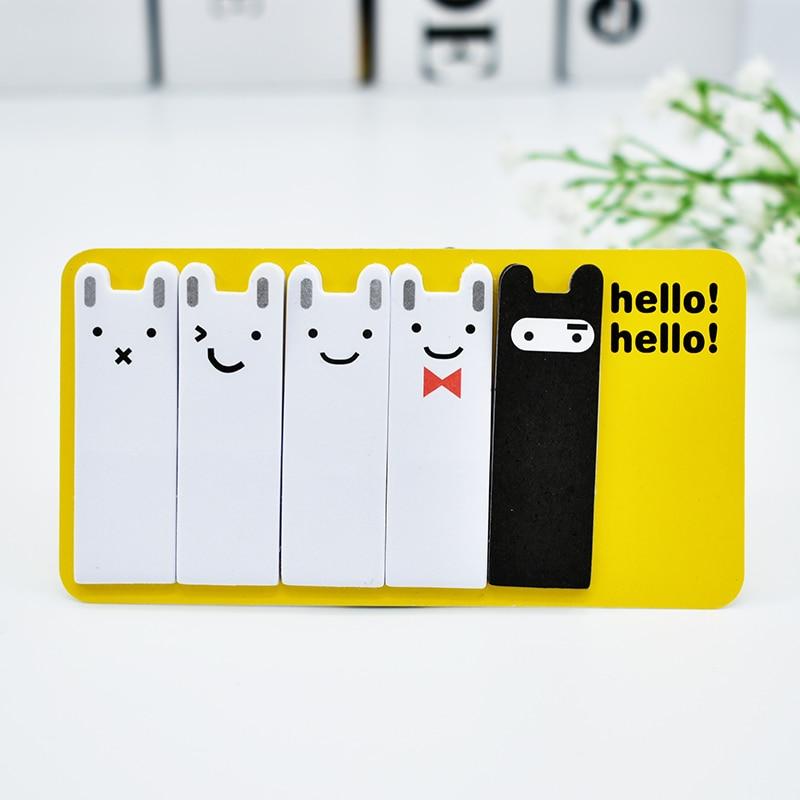 Cute Kawaii Cat Panda Notebook Notepad Mini Animal Diary Planner ...