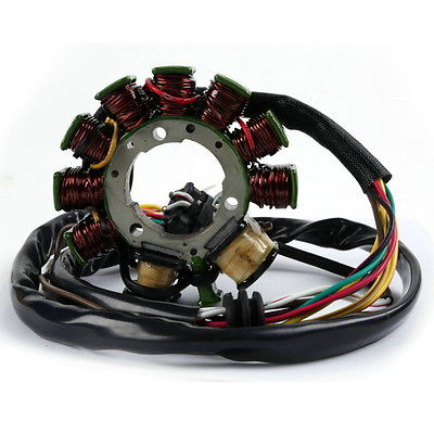 Motorcycle Stator Coil For POLARIS ATV SPORTSMAN 500 96 97 96 97 Generator Magneto New