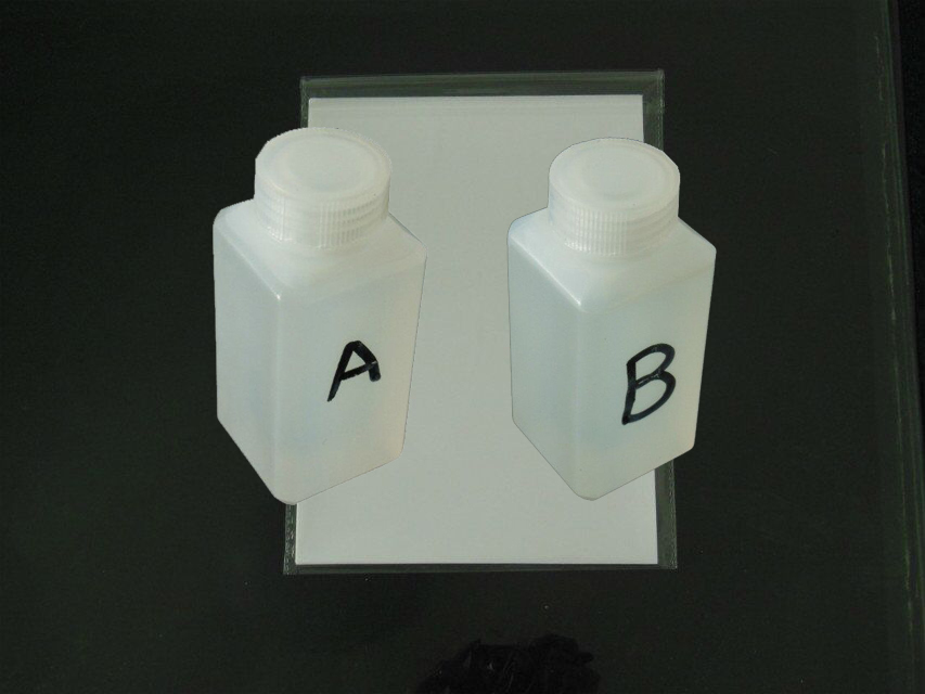 100ML Activator A and 100ML Activator B + 10 Pcs A4 size hydrographic film For Water Printing other 100ml
