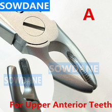 Dental Adult Tooth Extraction Plier For Anterior Front Tooth Stainless Steel Dental Orthodontic Surgery Forcep Instrument цена и фото