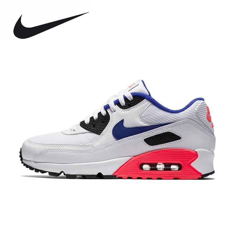separation shoes 03c8b 819a5 NIKE AIR MAX 90 ESSENTIEL Hommes Chaussures de Course Mesh Respirant ...
