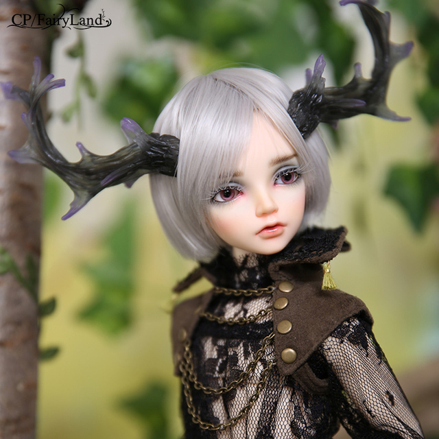 New Arrival Minifee Altis BJD Doll 1/4 Fairyline Faun Antler Horn Options Fantasy Male Fairies Unique Figure Toys For Girl FL