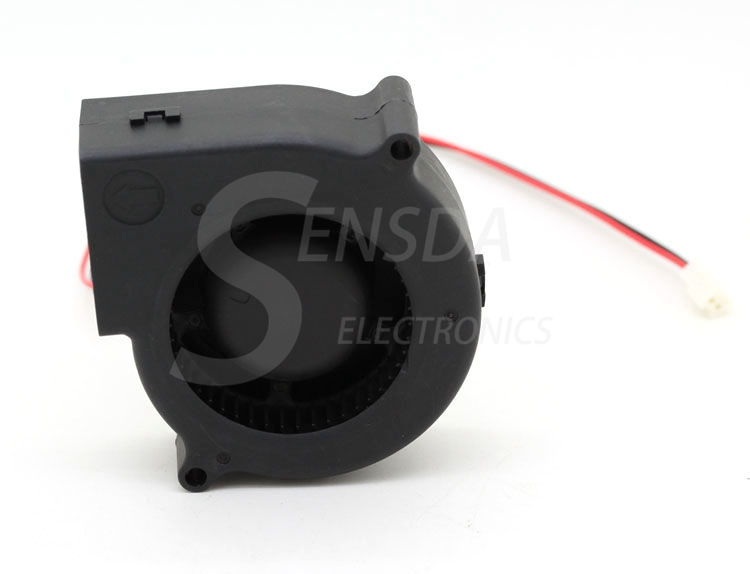 Free Shipping for delta BFB0712H 7530 DC 12V 0.36A projector blower centrifugal fan cooling fan 3