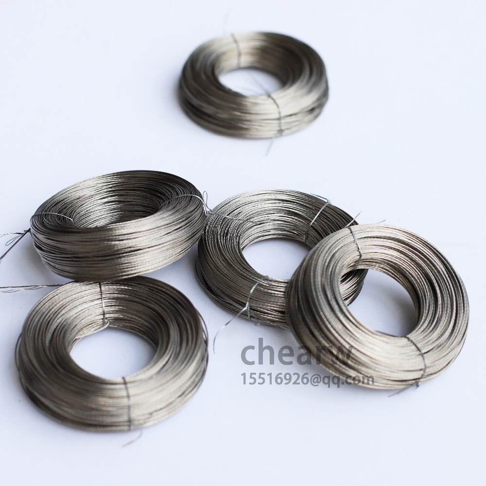 7strand Wire Diameter Of 0.6mm 60m One Coil  It Consists Of Two Copper Wires And One Strand Of Steel Wire
