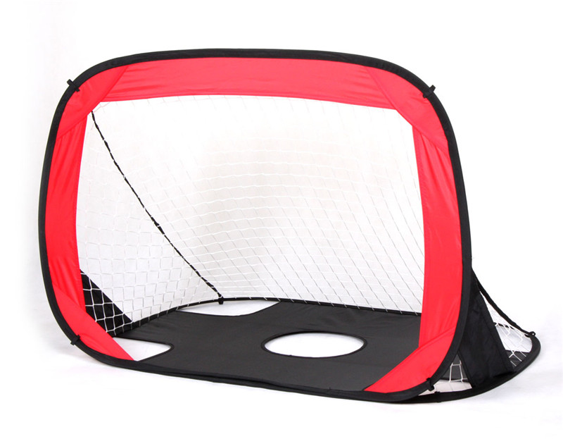 купить Kids Outdoor Play Tent Generic Football Gate Outdoor Soccer Goals Pop Up Net Tent Toy with Football Game Children Christmas gift недорого