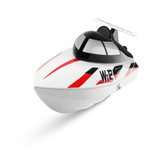 Simulation RemoteControl Ship Model Wireless High Speed 2.4G Remote Control Anti-Turn Speedboat