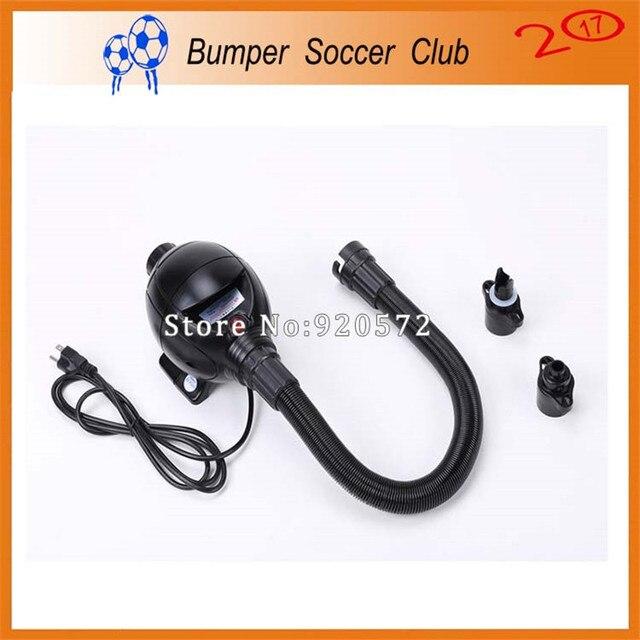 Free shipping 800W Electric Air Pump Air Blower For Bubble Soccer,Bumper Ball,Bubble Football,Water Roller Ball,Zorbing Ball