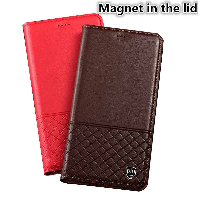 CJ05 Genuine leather phone bag with card holder for font b OnePlus b font font b