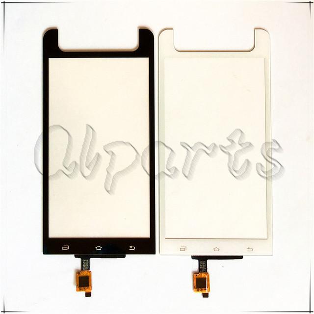 Sensor de tela sensível ao toque Lente de Vidro Da Frente Para O Timmy M9 5.0 polegada 3G Smartphone Android 4.4 MTK6582 Quad Core Mobile Phone Touch painel