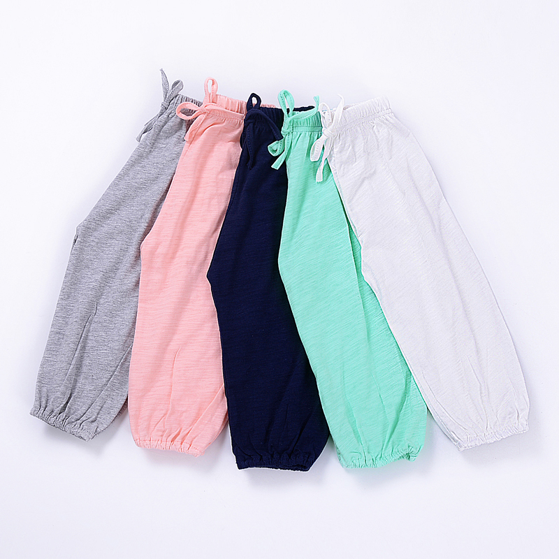 Harem Pants Joggers Girls Clothes Trousers Boys Baby-Boys-Girls Kids Children Lantern