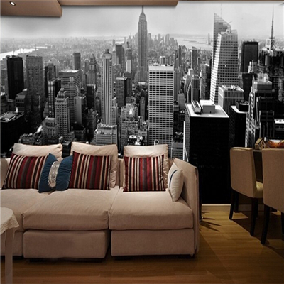 Simple Modern Living Room Murals Find This Pin And More On M With