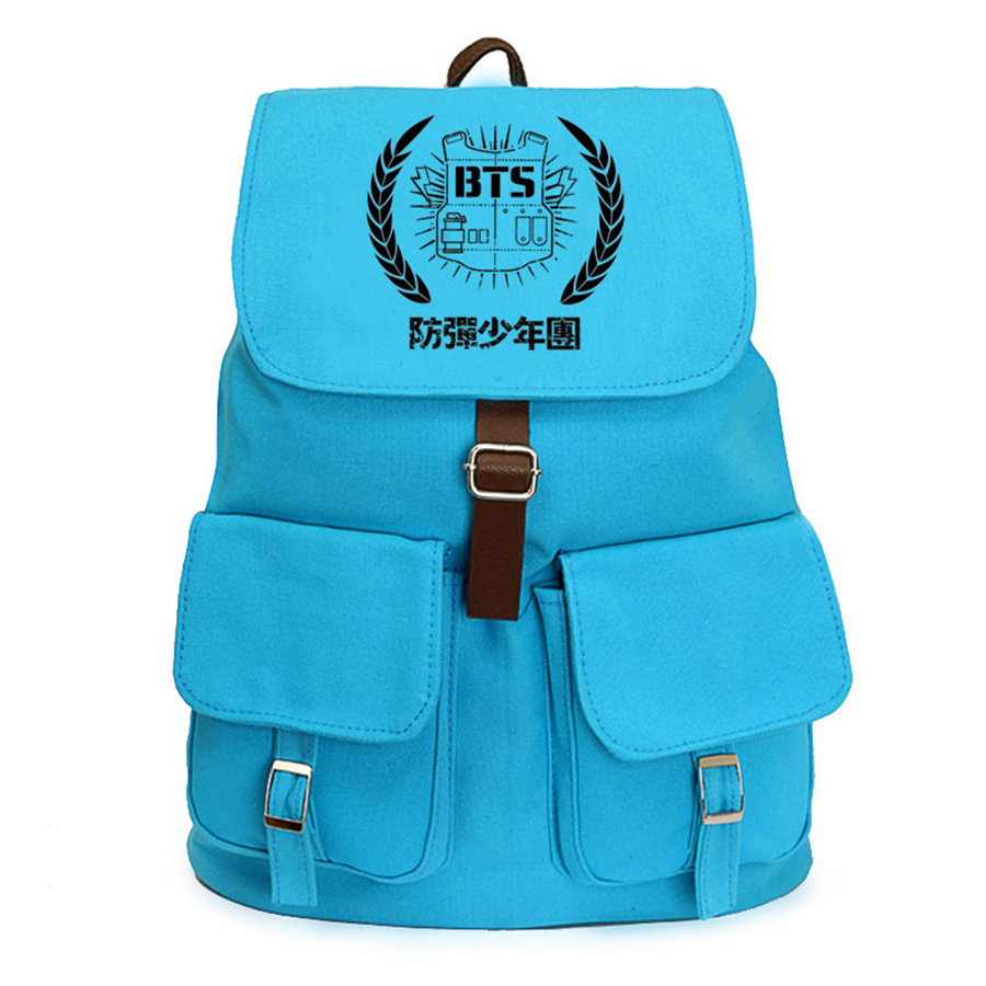 Bts Travel Bag