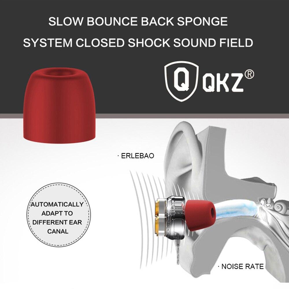Оригинальные наушники QKZ KD7, спортивные наушники с двойным драйвером 3,5 дюйма, наушники Hands Free с микрофоном, музыкальные наушники для всех телефонов и ПК