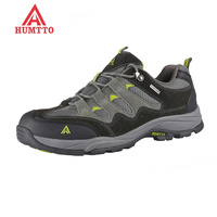 Men Outdoor Shoes Hiking Climbing Breathable Camping Walking Sports Zapatillas Deportivas Hombre Outventure Large Size 45
