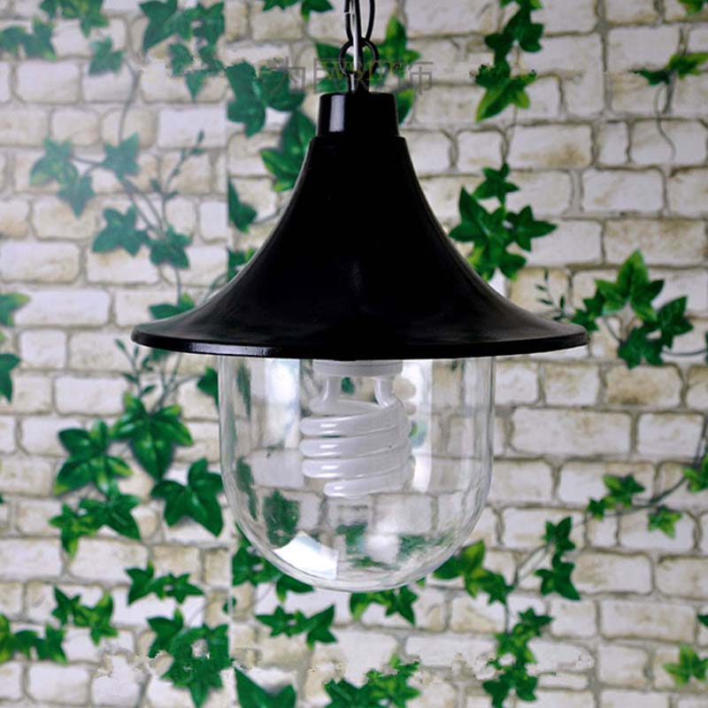 Outdoor speakers vintage home lighting frame outdoor patio patio balcony Patio Garden Iron Lamp Pendant Lights ZA GY160 trip patio