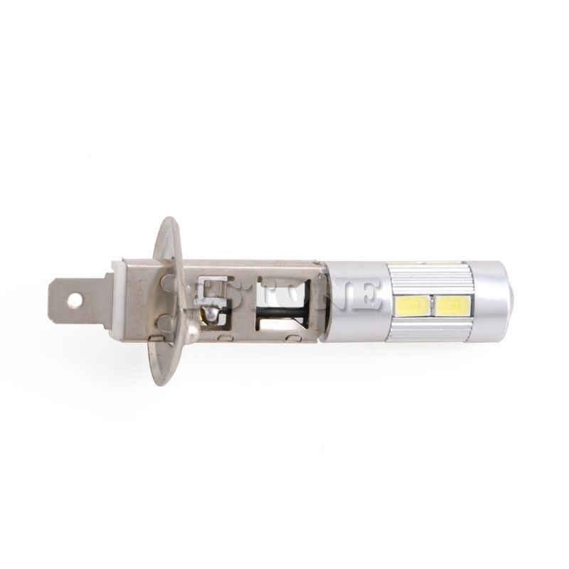 5630 SMD 10 LED H1 Halogen Car Lamp Fog Driving Light Bulb Headlight DC 12V