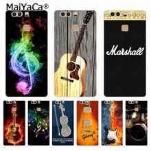 6ecb12a9952 MaiYaCa Music lover gift cool drums Guitar Music Note phone case for Huawei  P10 Plus P9