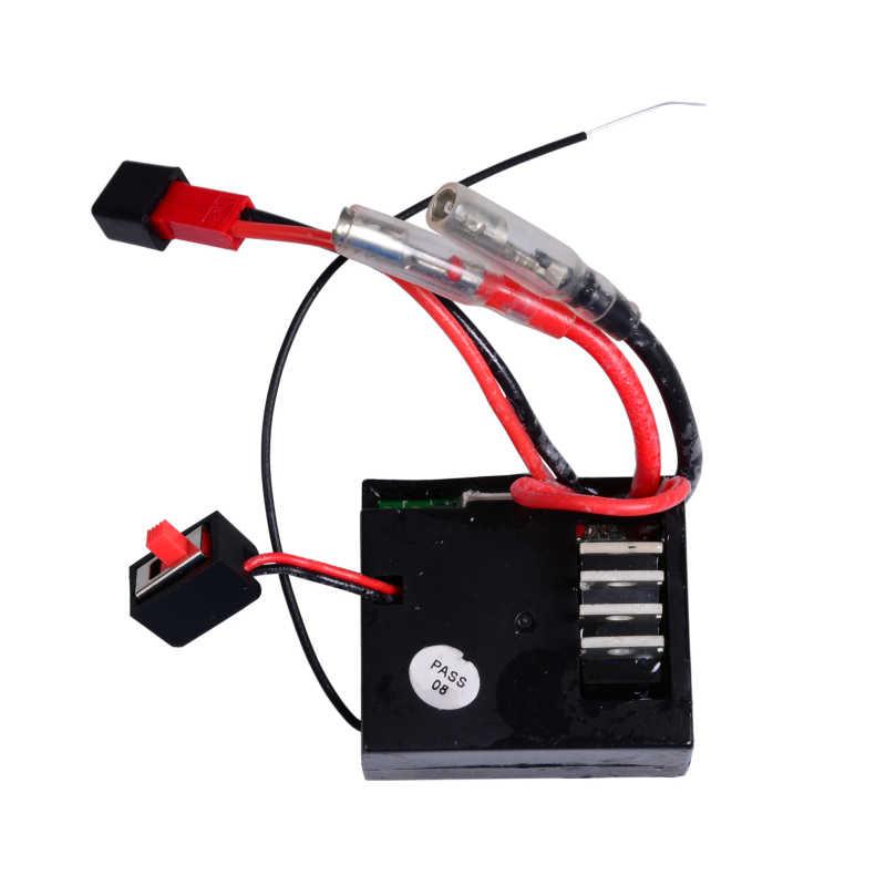 1//18 Carro De Controle Remoto Wltoys A949 A959 A969 A979 K929 Receptor De Carro Rc Esc A949 56