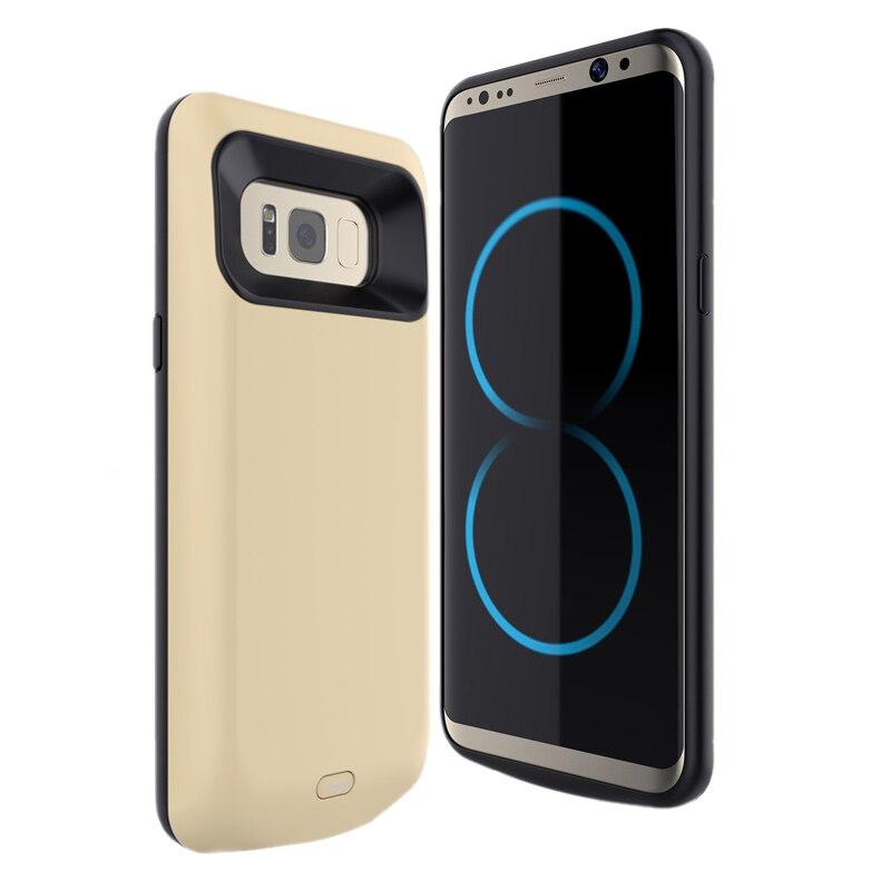 5000/5500mAh External Phone Battery Case