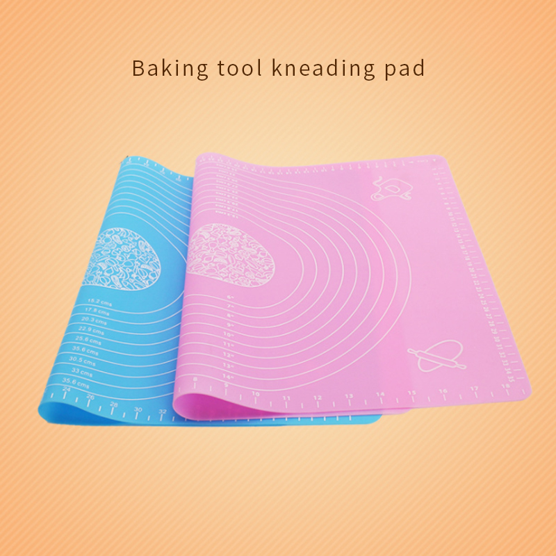 Baking Mat For Oven Scale Rolling Dough Mat Baking Rolling Fondant Pastry Mat Non-stick Bakeware Cooking Tools Kitchen Products