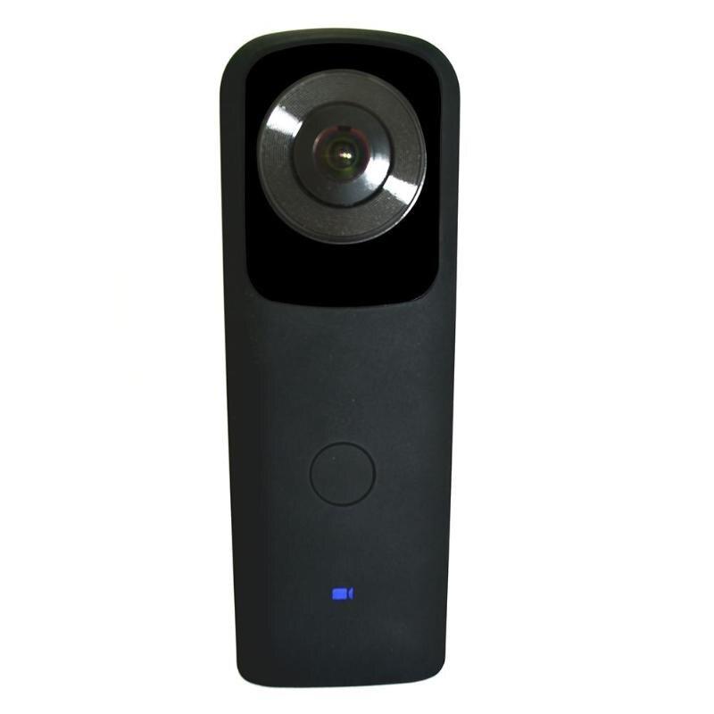 Caméscope 720 VR 1920X960 30fps portable double objectif Fisheye caméra panoramique