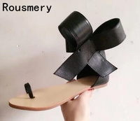 Fashion Style Women Sandals 2017 Women S Flatform Sandals Fashion Flat Sandals Women Large Bow Women